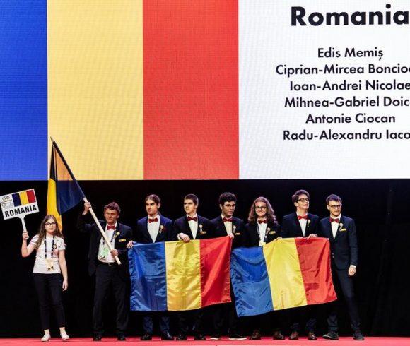 Medalia de argint la Olimpiada Internationala de Matematică 2018