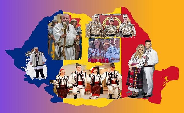 Concurs de costume tradiționale românești