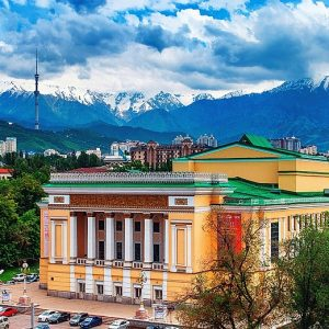 Participare la 15th International Zhautykov Olympiad  Almaty, Kazakhstan
