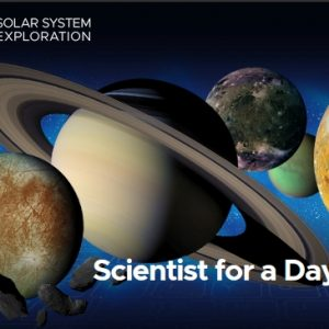 "Concursul NASA ""Scientist for a Day"""