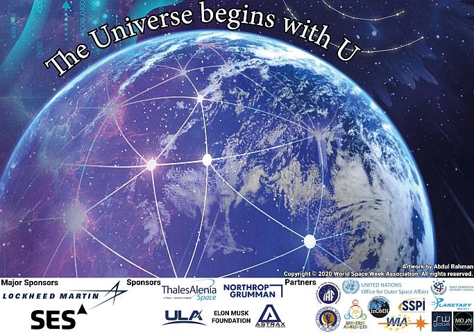 """Conferinţa internaţională """"The Universe begins with U!"""""""